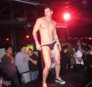 male strip